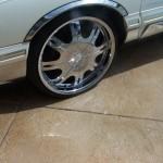 Stamp It broch car 008