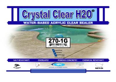 Crystal Clear H20