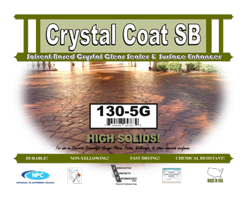 Crystal Coat (SB) Solvent Base