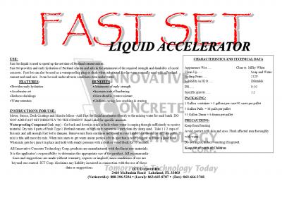 Fast Set