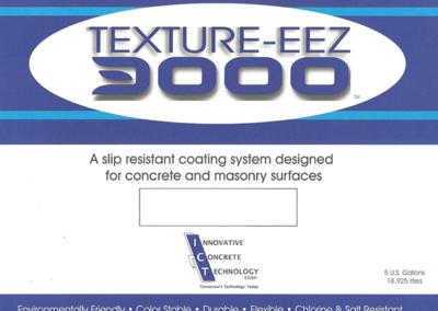 Texture-EEZ 3000