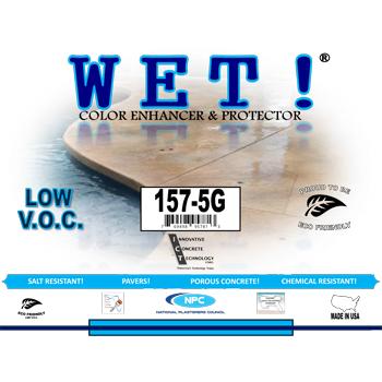 WET! Color Enhancer and Sealer