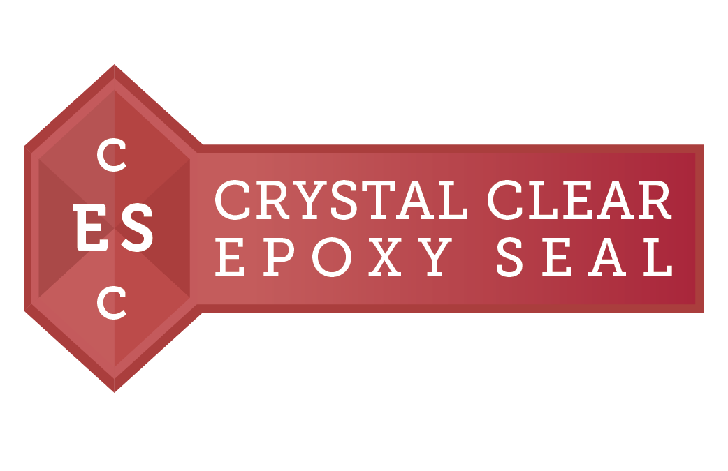 Crystal Clear Epoxy Seal