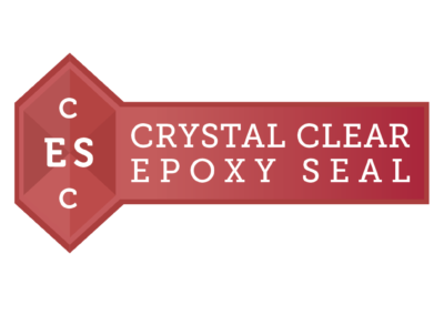Crystal Clear Epoxy Seal