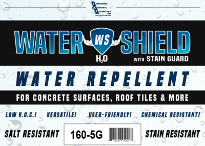 Water Shield H2O with Stain Guard