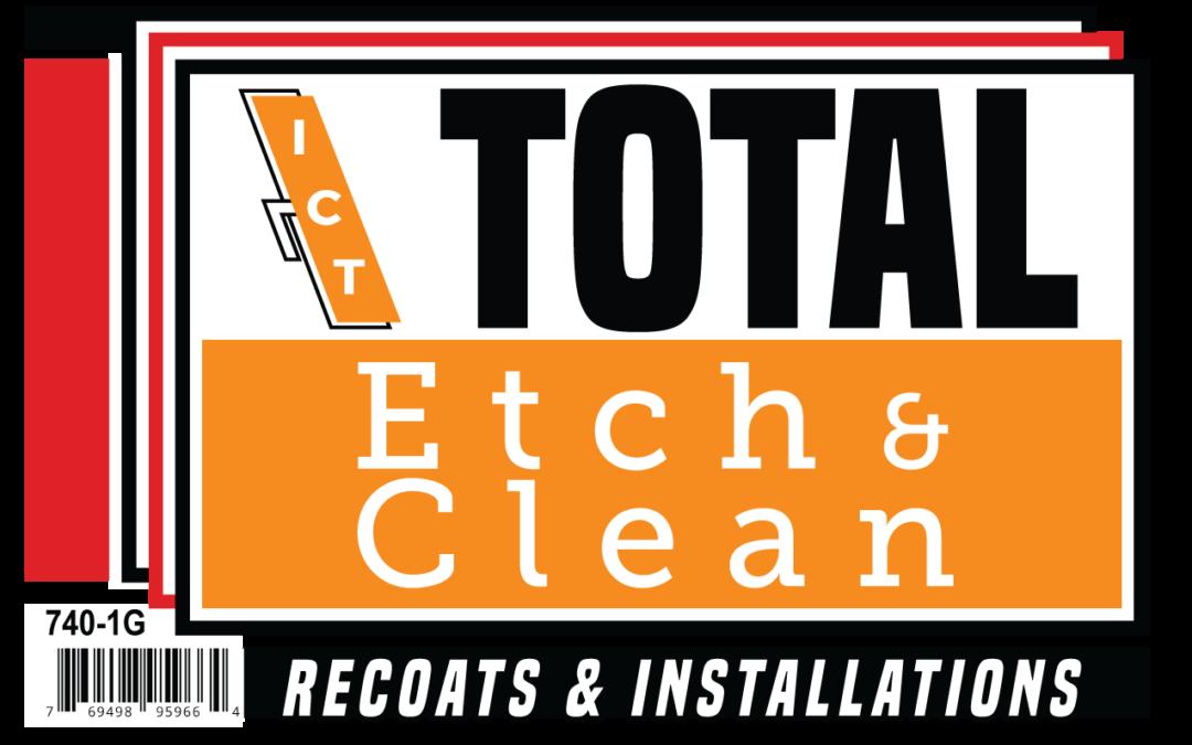 Total Etch & Clean
