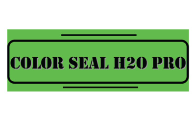 Color Seal H2O Pro