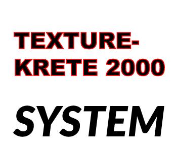 Texture-Krete 2000 System
